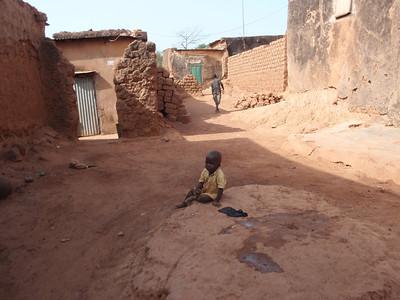 031_Bobo-Dioulasso  The Old Quarter of Kibidwe  Daily Life