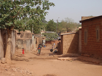 027_Bobo-Dioulasso  The Old Quarter of Kibidwe  Daily Life
