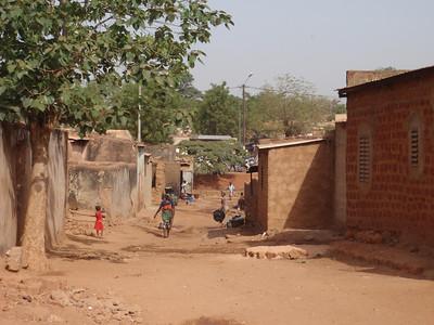 027_Bobo-Dioulasso  The Old Quarter of Kibidwe  Daily Life