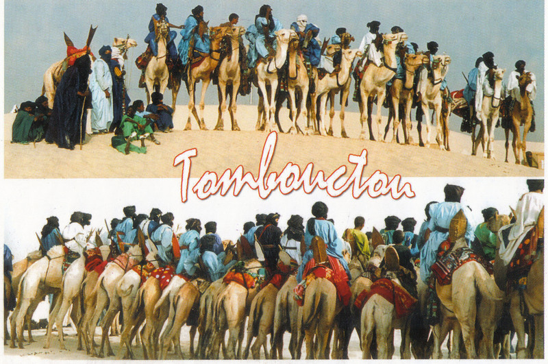 039_Timbuktu  The Tuareg Remain a People Apart