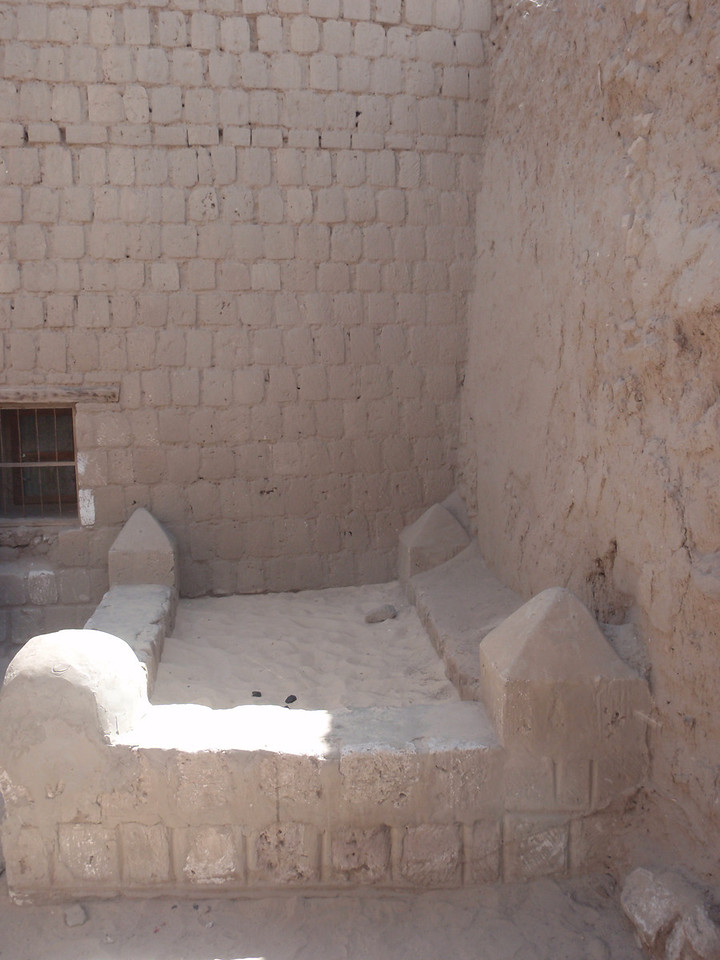 082_Timbuktu  Tomb of 1 of the 333 Saints that Lived in Timbuktu