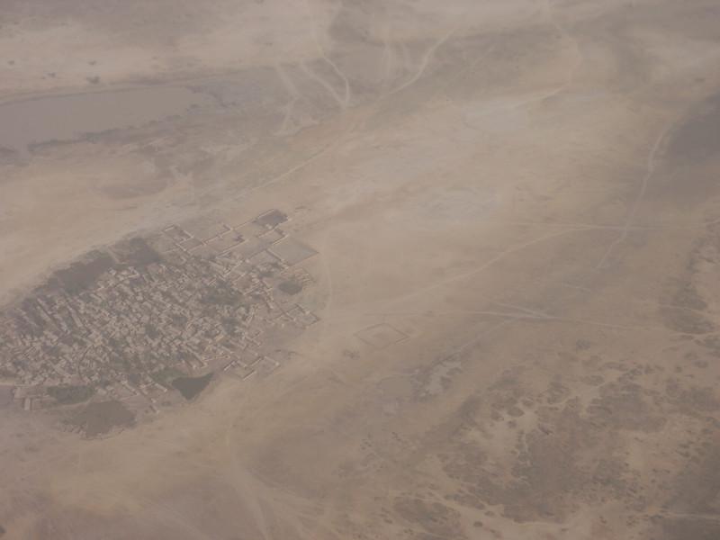 008_Early Flight from Bamako to Timbuktu