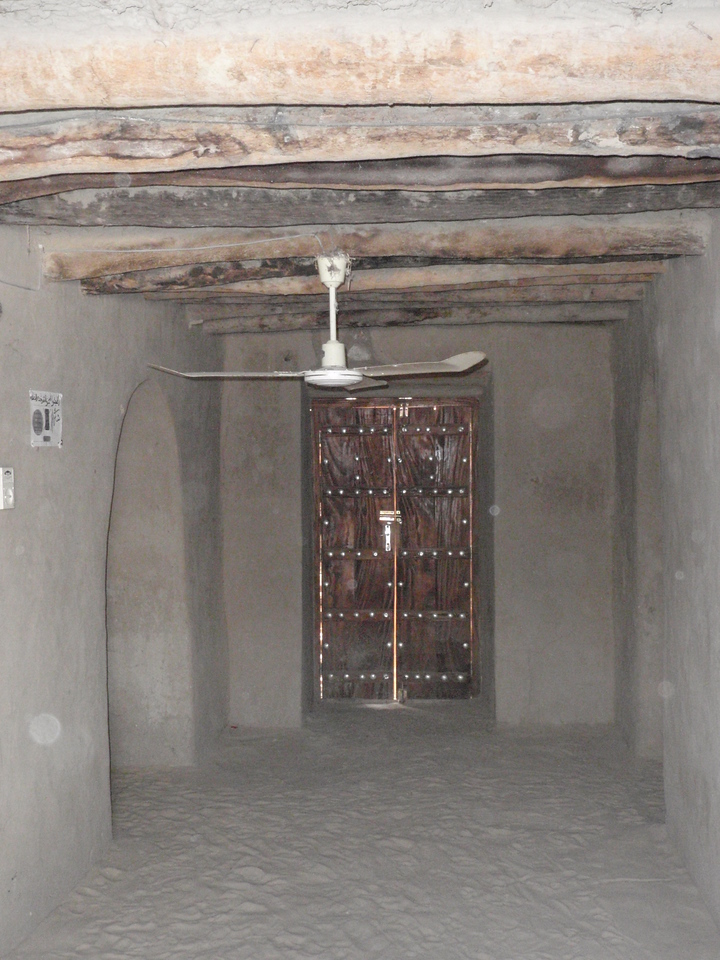 131_Timbuktu  Sankore Mosque  1500  Built by a Woman  Interior