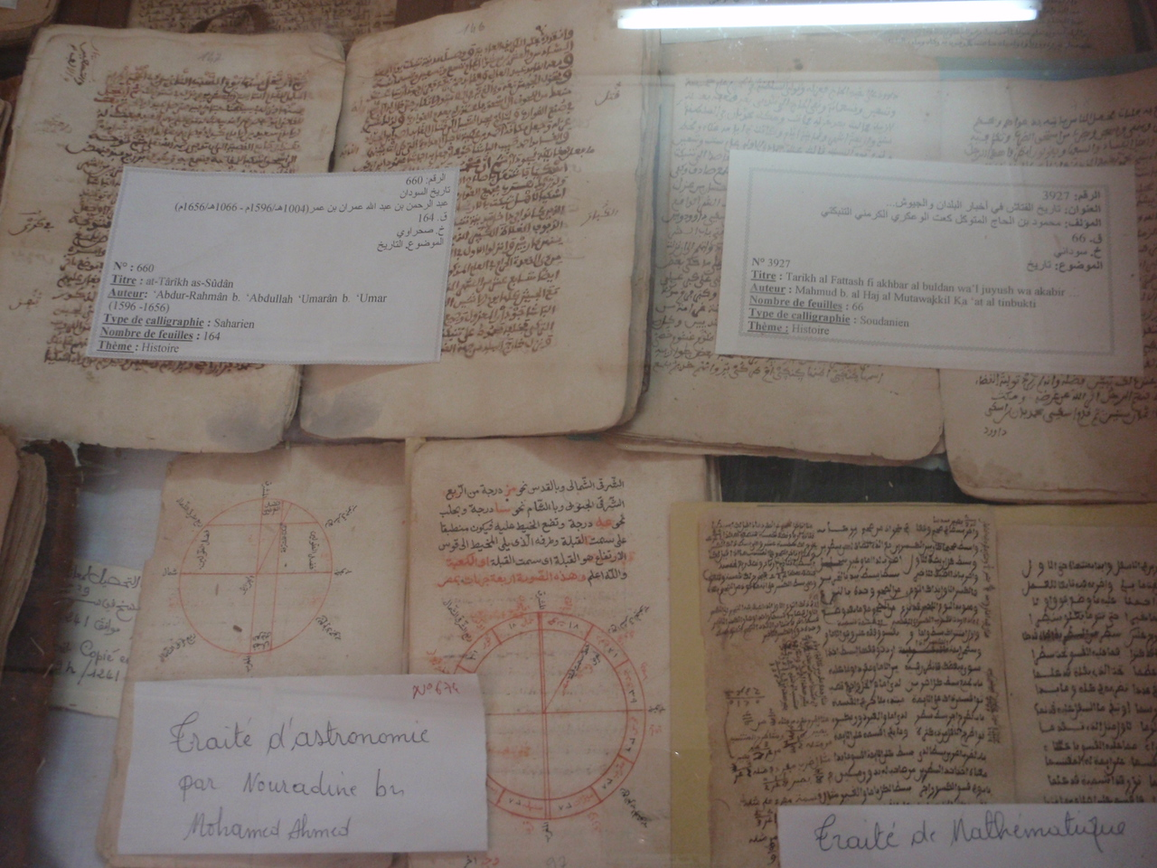 107_Timbuktu Manuscripts Project  Cooperation Univ  Oslo, Norway