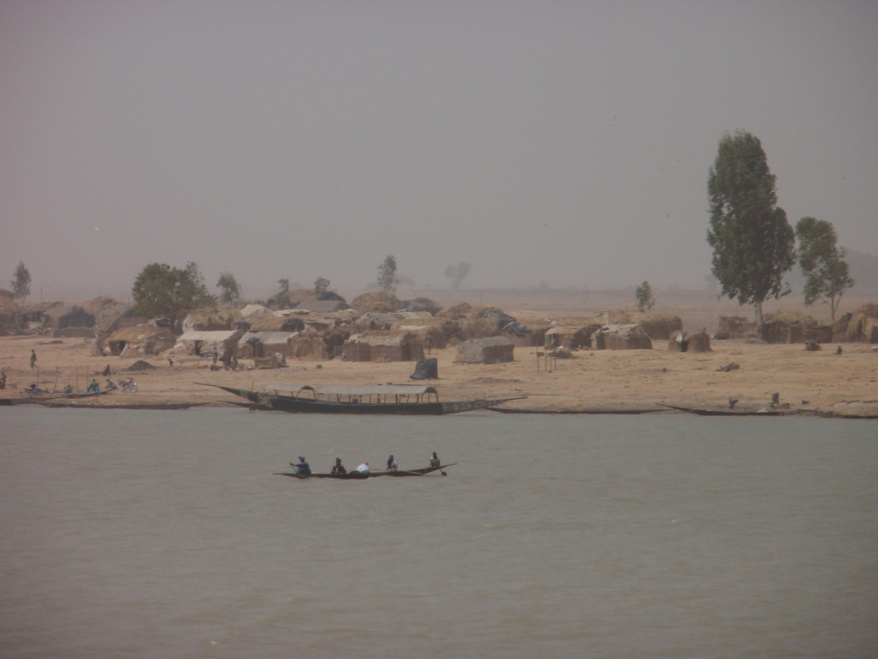 314_Mopti  Built on Several Interconnected Islands