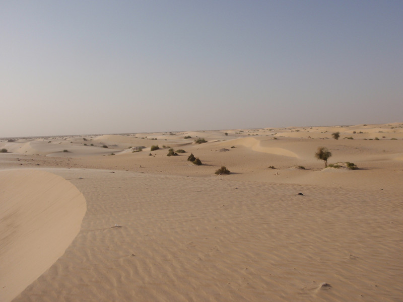 044_Timbuktu  The Gateway to the Hostile Sahara Desert