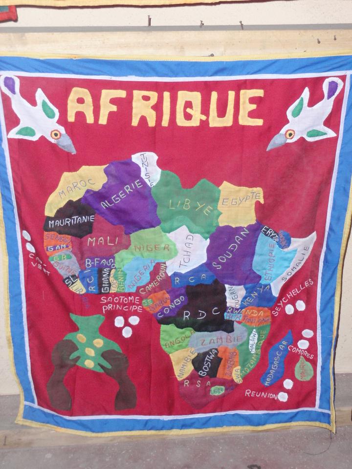 003_Mali  Where Muslim North Africa Meet Tribal Black Africa