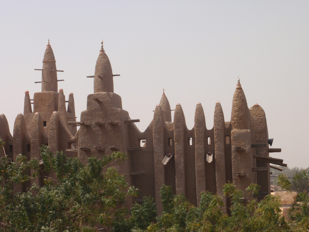 282_Mopti  Central Mosque  Single-Most Beautiful Structure in Town