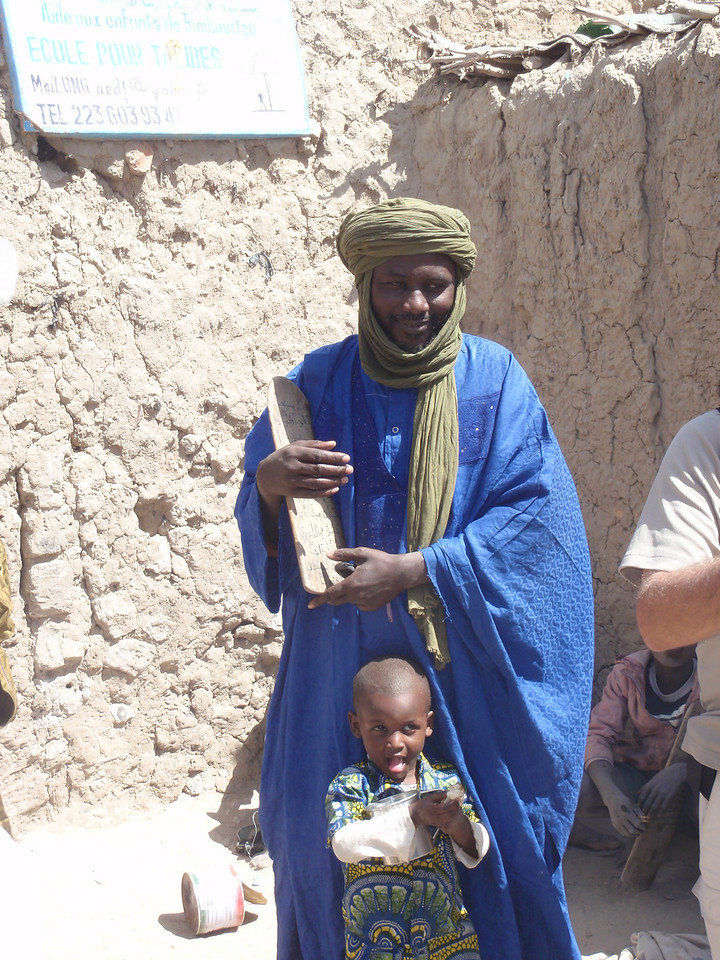 077_Timbuktu  Talibes Quranic School