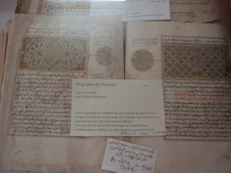 106_Timbuktu Manuscripts Project  Cooperation Univ  Oslo, Norway