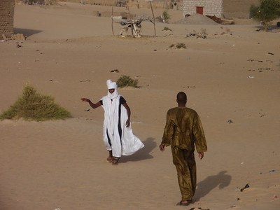 041_Timbuktu  Tuareg  Nomadic Pastoralists and Traders