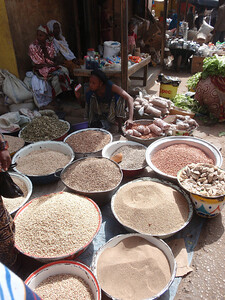 302_Mopti  The Vast Public Market