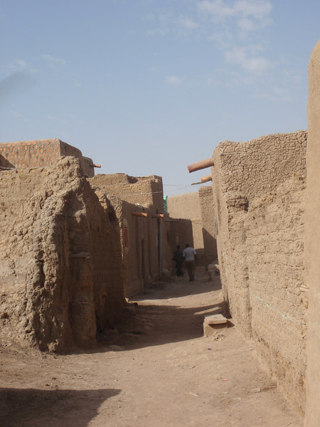 175_Djenne  The Old Town  UNESCO World Heritage Site