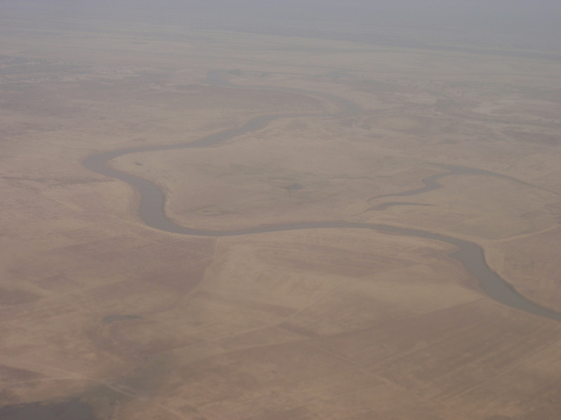 010_The Niger River Flows for 1626km through the Country