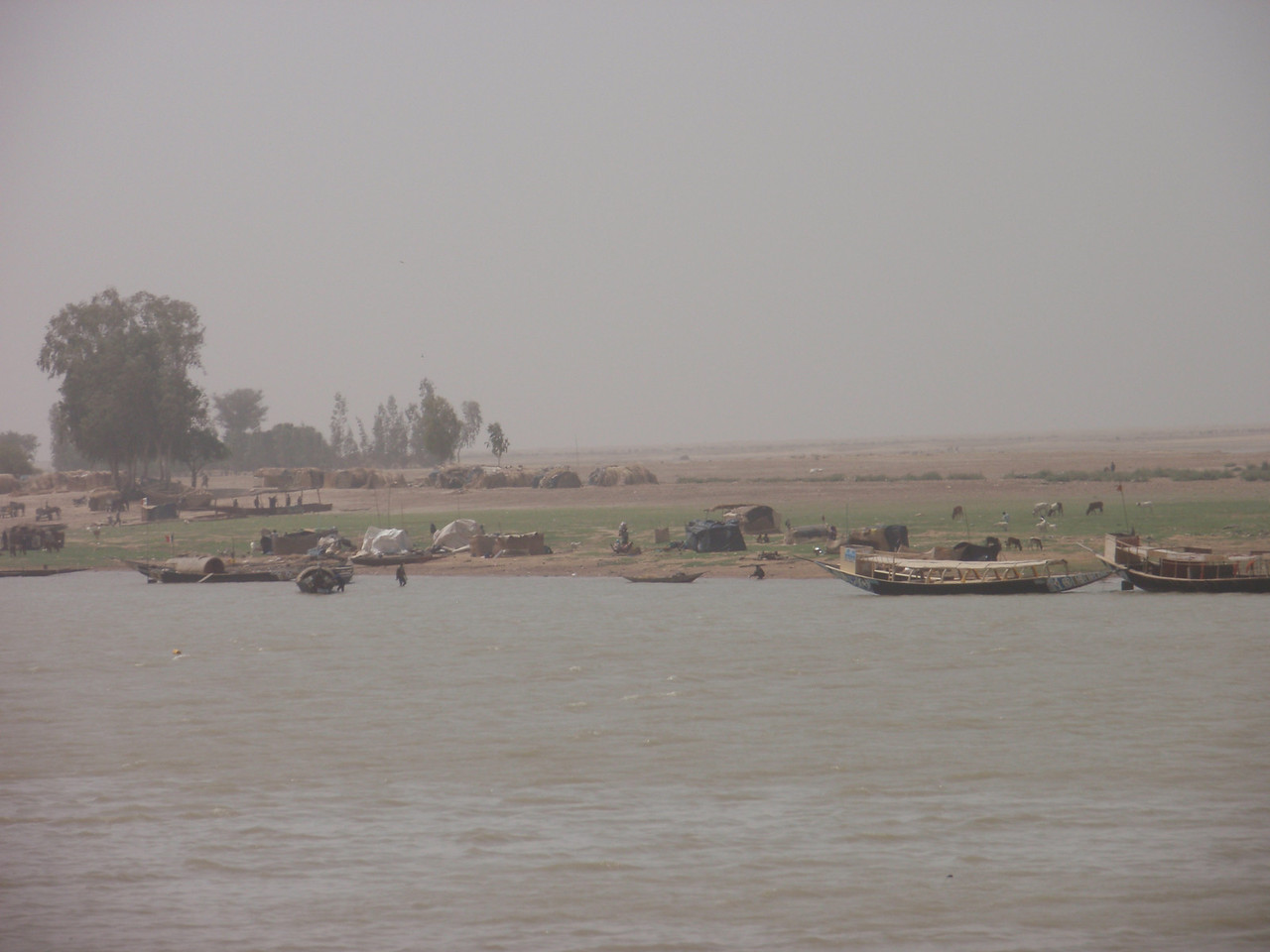 316_Mopti  Built on Several Interconnected Islands