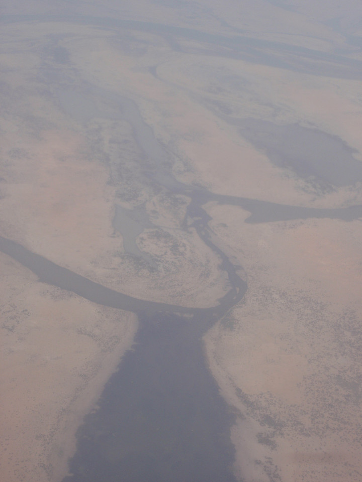 020_Niger Inland Delta  A Maze of Channels, Swamps and Lakes