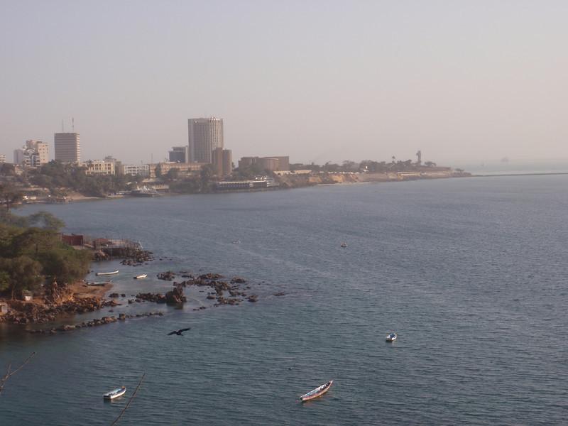 012_Dakar  Population 2 4 Million  The Rugged Atlantic Coastline