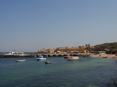 041_Goree Island  The Pier