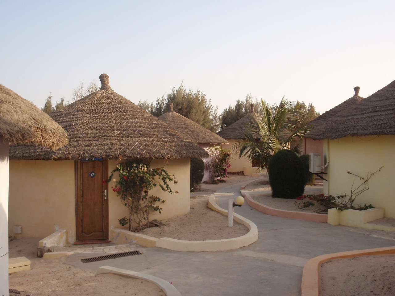 115_Langue de Barbarie Peninsula  Our Hotel-Resort  The Huts