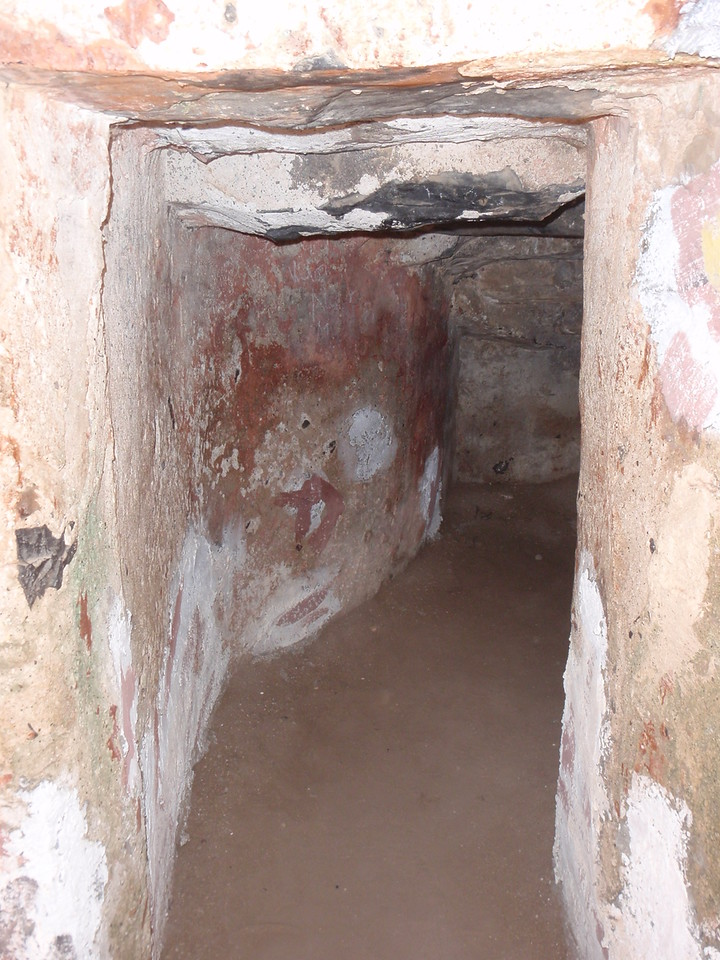 057_Goree Island  The House of Slaves  The Rebellious Slaves Cell