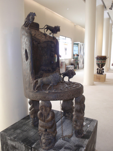 026_Dakar  Musee Theodore Monod d'Art Africain