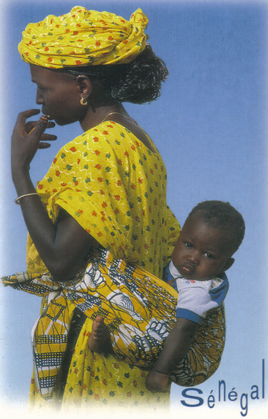 006_Senegal  Mother and Child  Balance