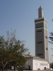 034_Dakar  The Big Mosque  1964