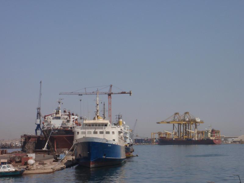 039_Dakar Port
