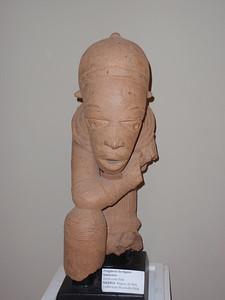 021_Dakar  IFAN Museum  Terre Cuite  Nigeria