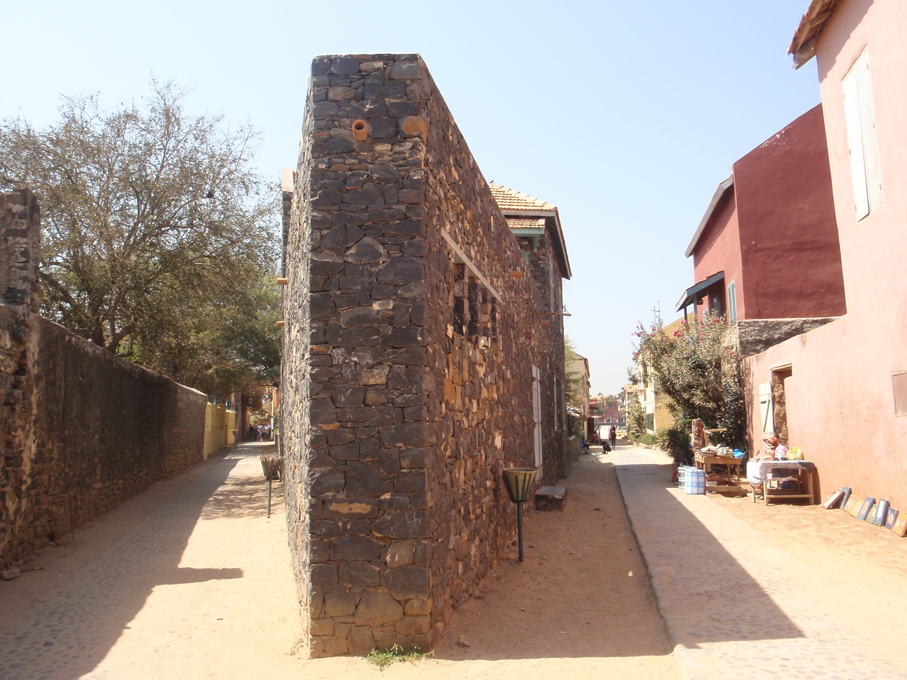 050_Goree Island  The Old Colonial Quarter