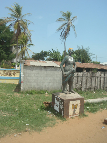 010_Ouidah  A Fetish on the Infamous Slave Route