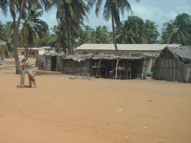 013_Ouidah  Facing the Golfe de Guinee  Daily Life