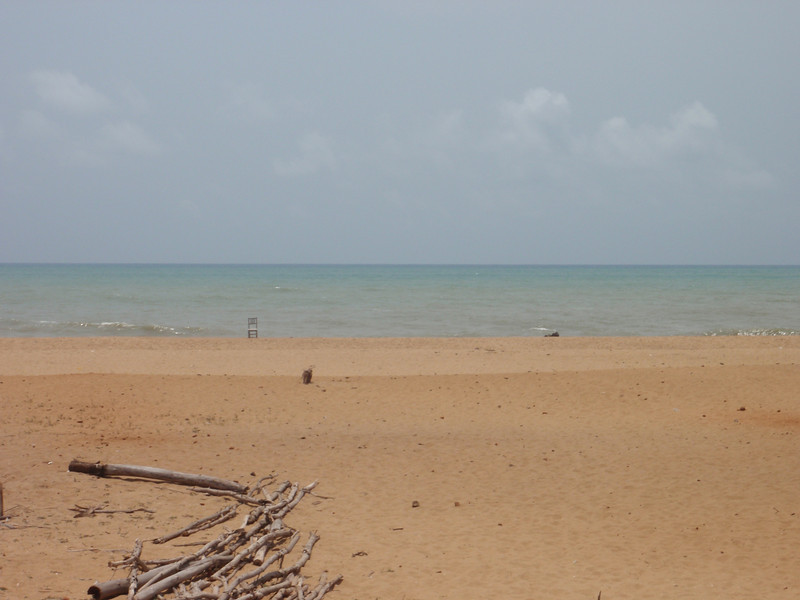024_Ouidah  The Golfe of Guinee  Leading to the Atlantic Ocean