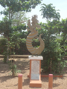 008_Ouidah  Tree of Forgetfukness  To Forget their Native Land