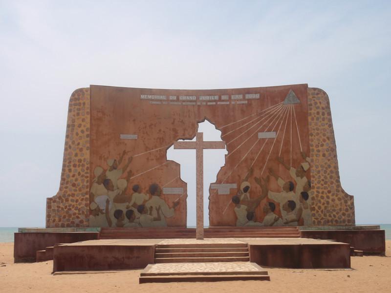 012_Ouidah  Slave Route  Memorial du Grand Jubile de l'An 2000