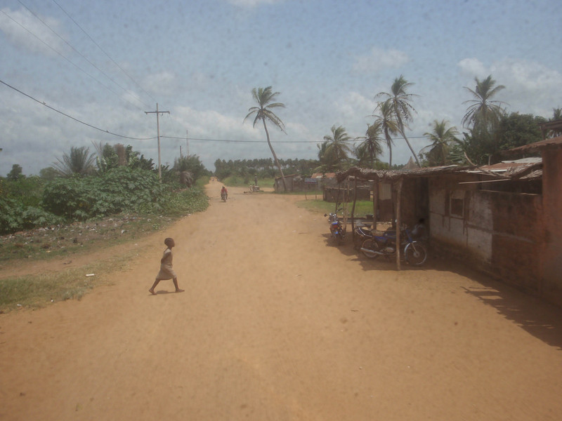 007_Ouidah  Slave Route  4km  From Place Chacha to the Ships