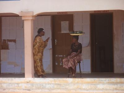 014_Ouidah  Facing the Golfe de Guinee  Daily Life