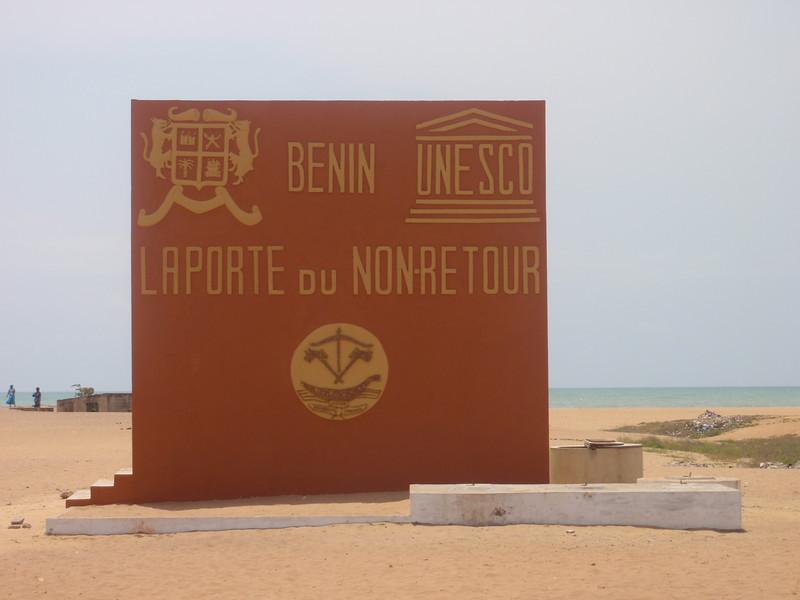 016_Ouidah  La Porte du Non-Retour  The Door of No-Return