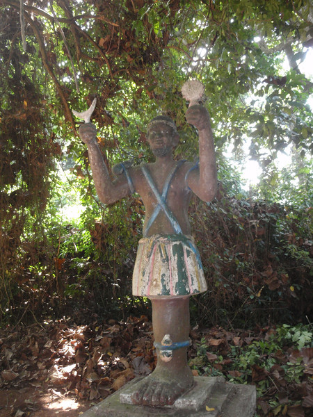 053_Sacred Forest  Part 2  Voodoo and Animist Deities and Beliefs