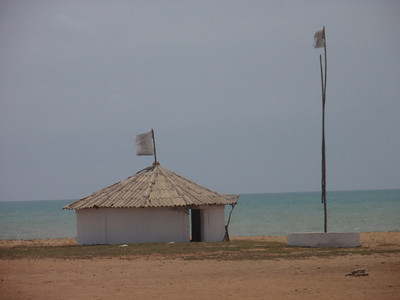 023_Ouidah  A Shrine on the Beach