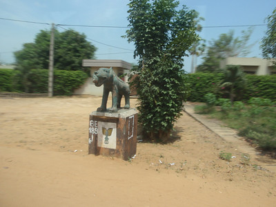 009_Ouidah  A Fetish on the Infamous Slave Route