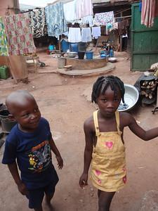 090_Ntonso Craft Village  Daily Life  Kids