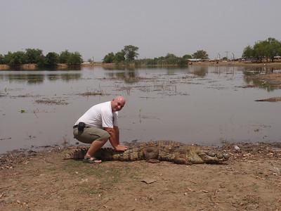 013_Paga  Chief Crocodile Pond  JDP