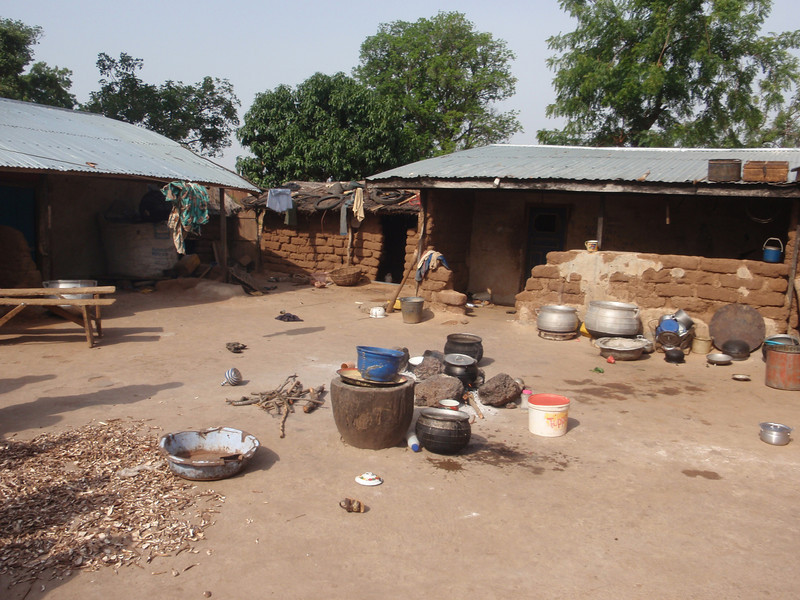 022_Tamale and Kumasi  Village Life and Traditional Buildings