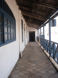 153_Cape Coast Castle  The Dalzel Tower  Governor's Residence