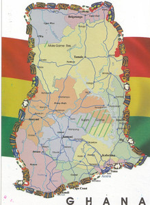 004_Merger of the British Gold Coast and Part of German Togoland