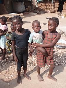 025_Between Tamale and Kumasi  Family Village Life