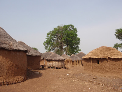 034_Tamale and Kumasi  Village Life and Traditional Buildings