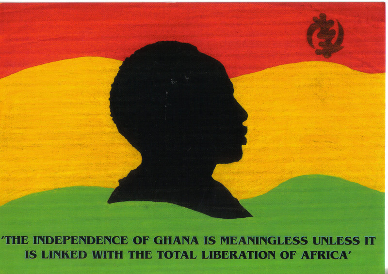 006_First Country in Colonial Africa to Achieve Independance 1957