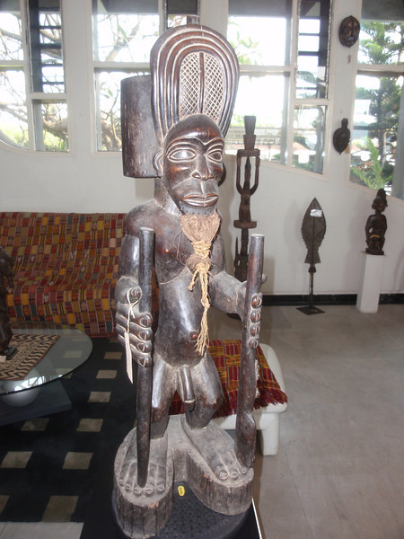 038_Lome  Musee International du Golfe de Guinee